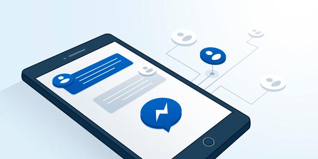 Facebook Messenger групповые платежи