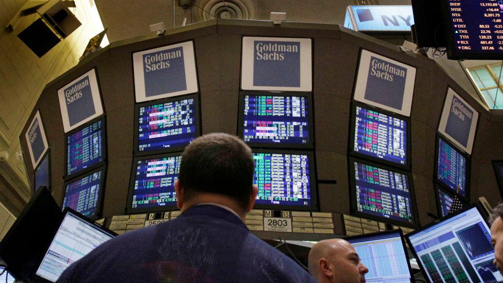 Goldman Sachs продал акции в Украине