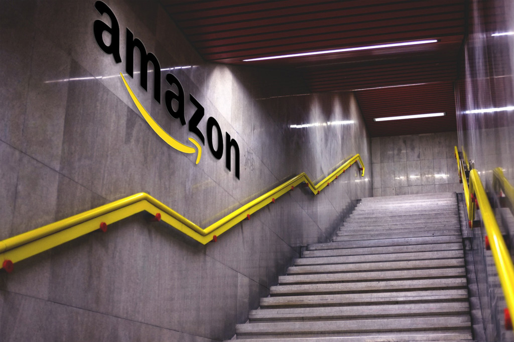 Amazon Dash кнопка для заказа товаров