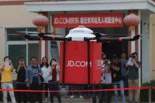 Крупнейший китайский интернет-магазин запускает собственную логистическую компанию