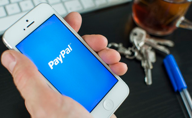 Доходы PayPal