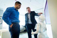 Робот Pepper будет обслуживать клиентов еще в одном банке