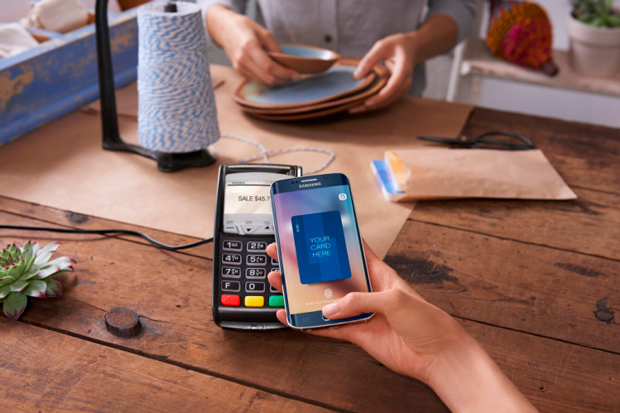 Samsung Pay в Швеции и ОАЭ