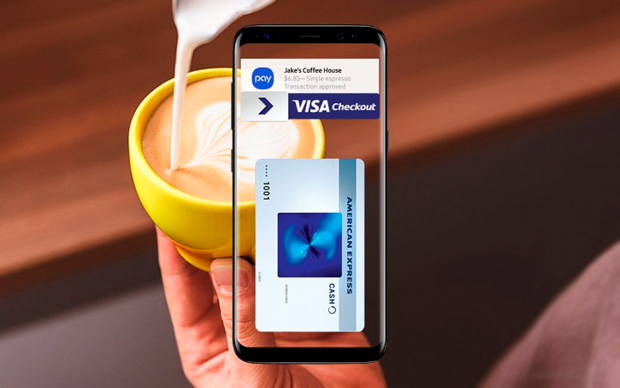 Samsung Pay онлайн