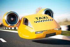 Uber назвал дату запуска летающих такси
