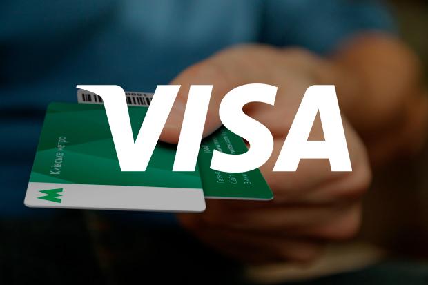 Visa в киевском метро
