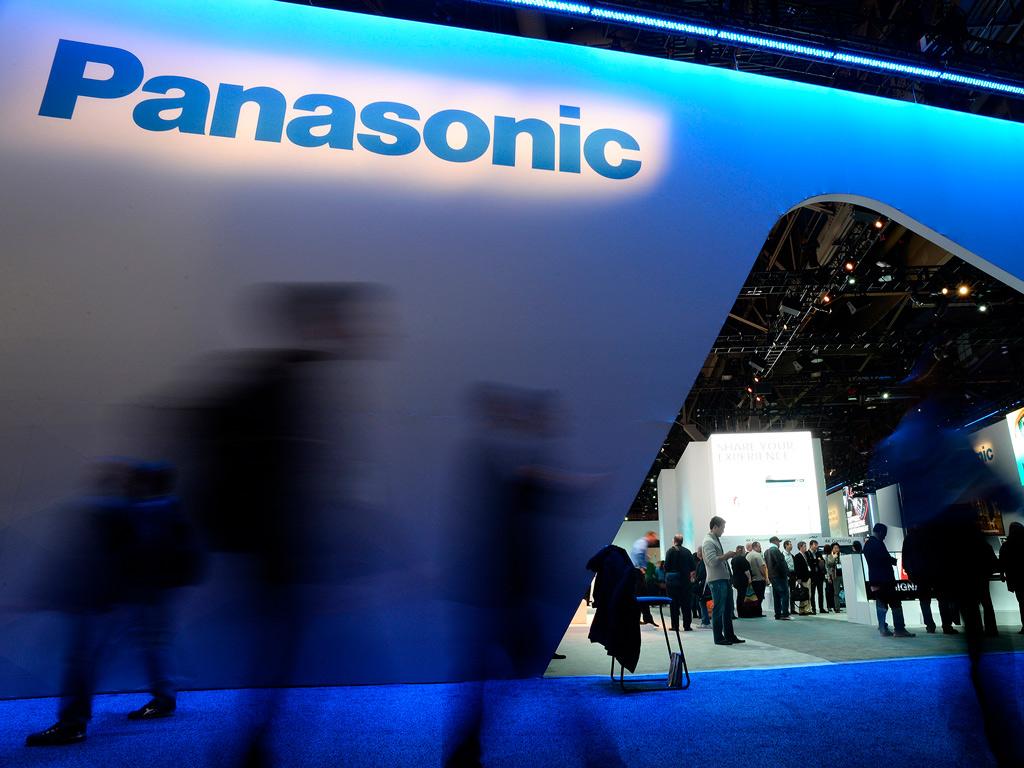 Panasonic стартапы