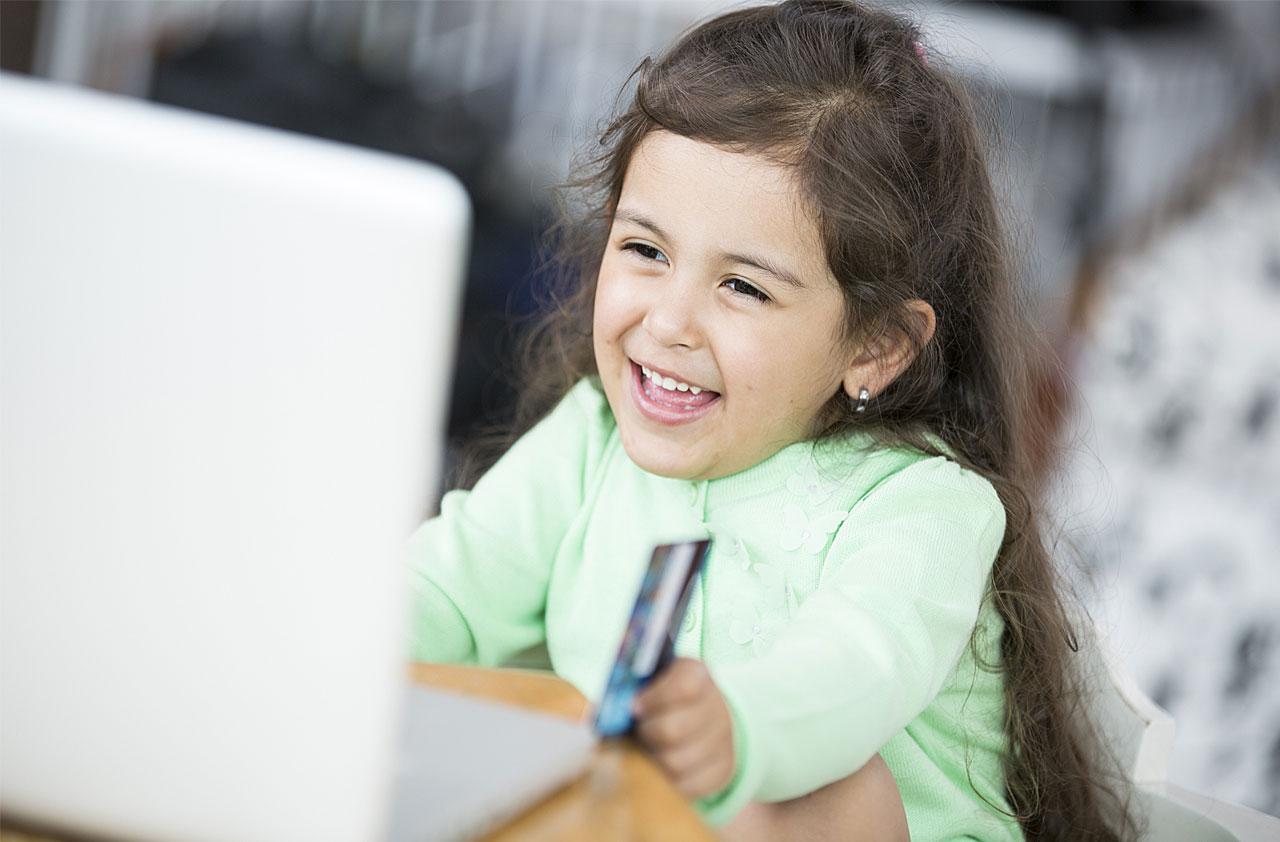 Visa платежные карты для детей
