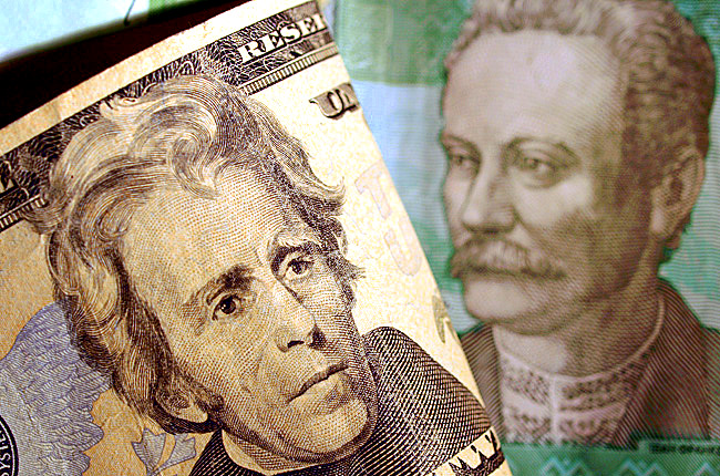 Продажа валюты НБУ