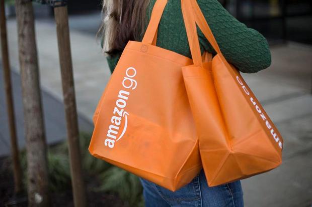 Магазины Amazon Go в Европе
