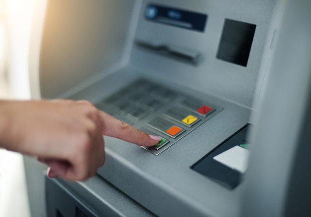 Банкоматы в Швейцарии