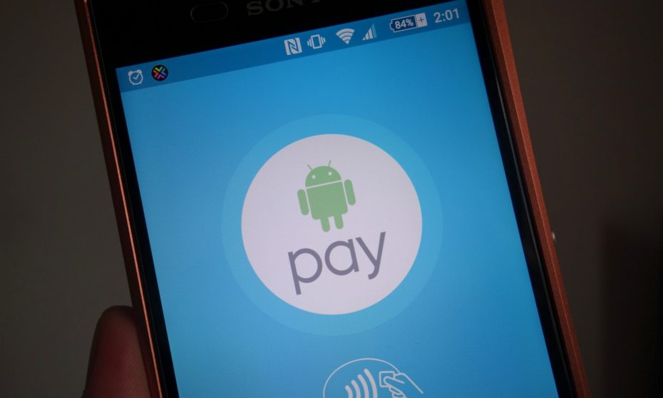 Android Pay в Канаде