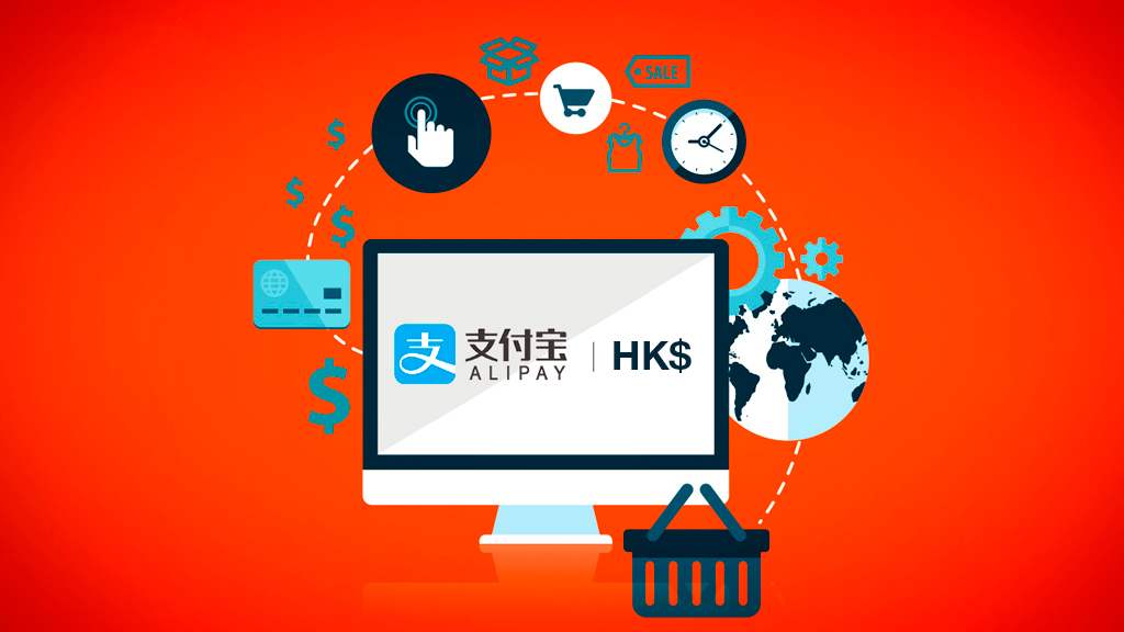 Alipay Гонконгский доллар