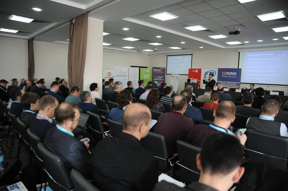 IT Infrastructure, Cloud & Security Summit 2017