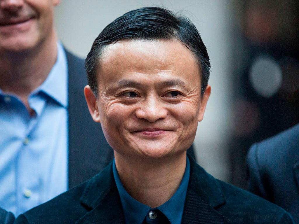 Основатель Alibaba снова стал богатейшим человеком Китая