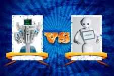 Роботы-хирурги или роботы-банкиры: кому доверяют больше?