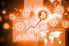 Новый рекорд: курс биткоина превысил $1,500