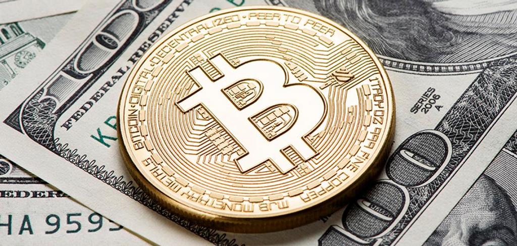 Доля Bitcoin на рынке