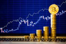 Капитализация Bitcoin за 4 дня увеличилась на $3 млрд