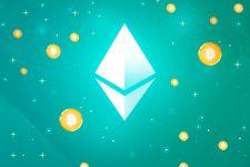 Конкуренция растет: Ethereum достиг 50% объемов транзакций Bitcoin