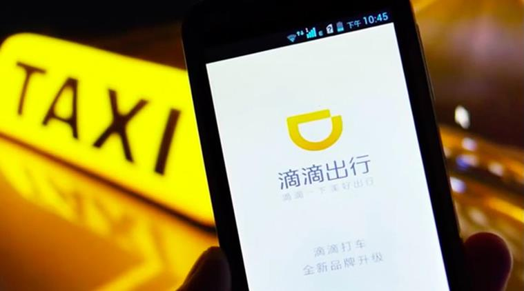Китайский аналог Uber получит крупную инвестицию от SoftBank