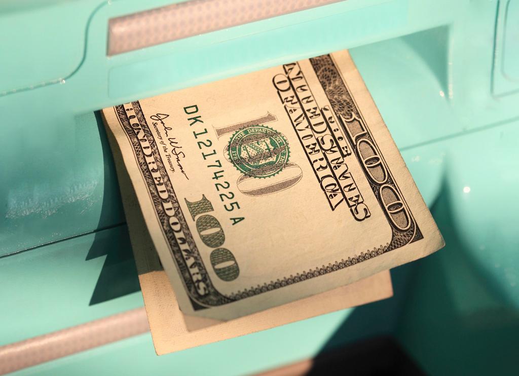 долларе США