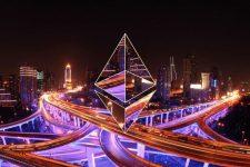 Цена криптовалюты Ethereum снова достигла рекорда