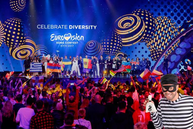 Банкоматные мошенники Евровидение