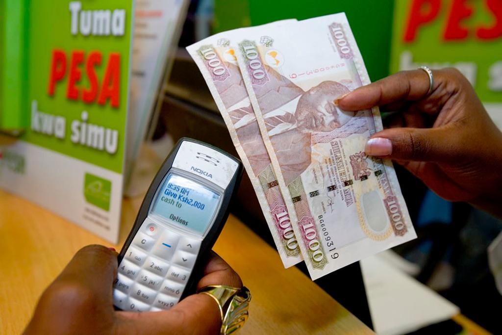 M-Pesa в Африке
