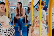 Закон об электронном билете в общественном транспорте вступил в силу