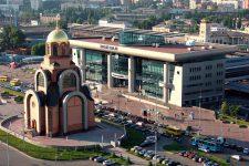 На ЖД вокзале Киева появятся терминалы для покупки билетов