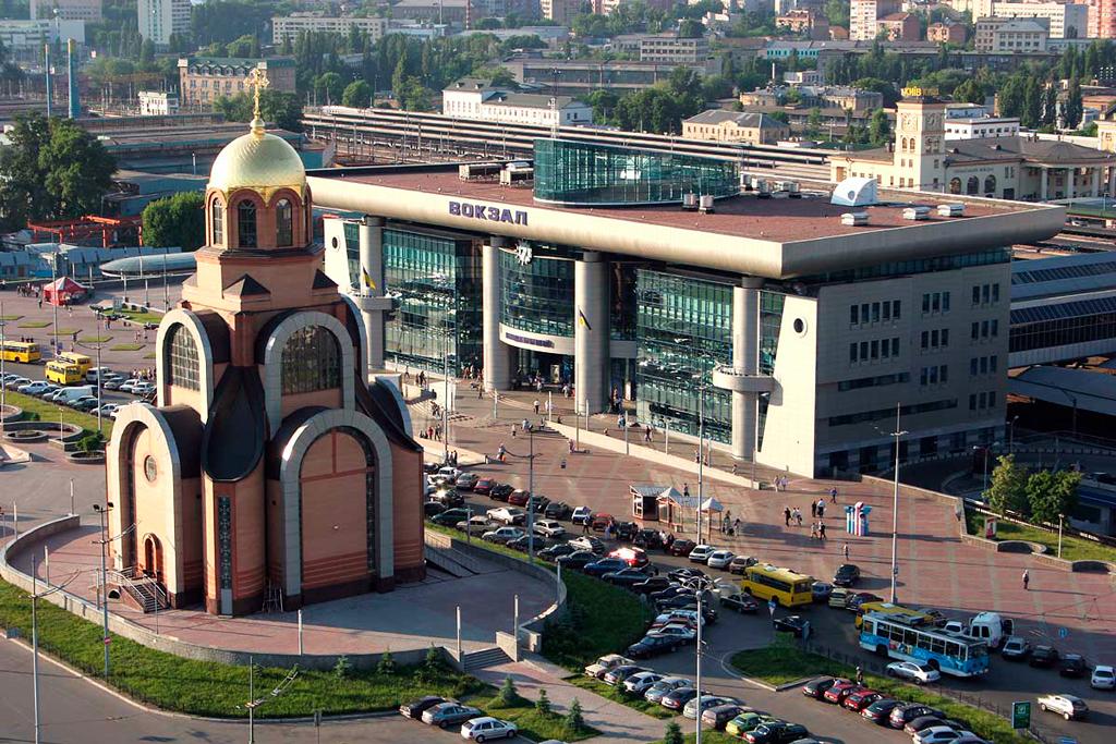 ВКиеве появятся терминалы попродаже железнодорожных билетов