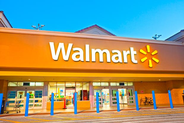 Доставка электронная коммерция Walmart