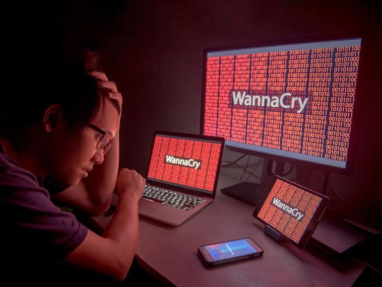 Ущерб от WannaCry