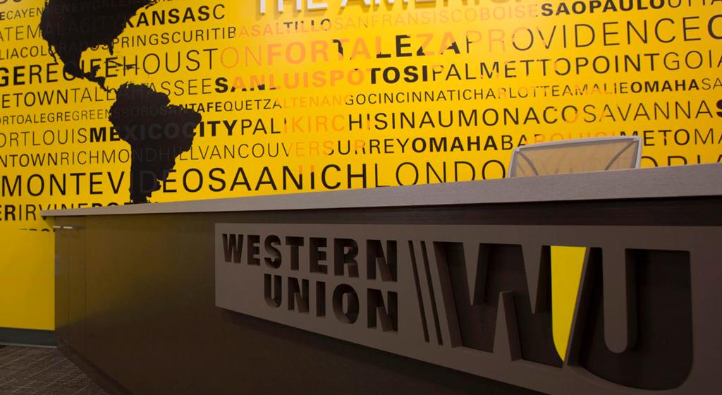 Western Union P2P-переводы