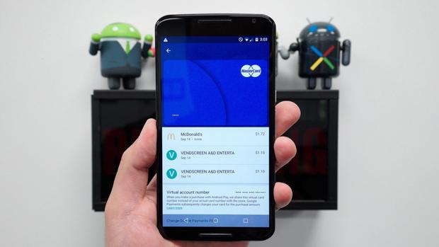 Android Pay в Южной Корее