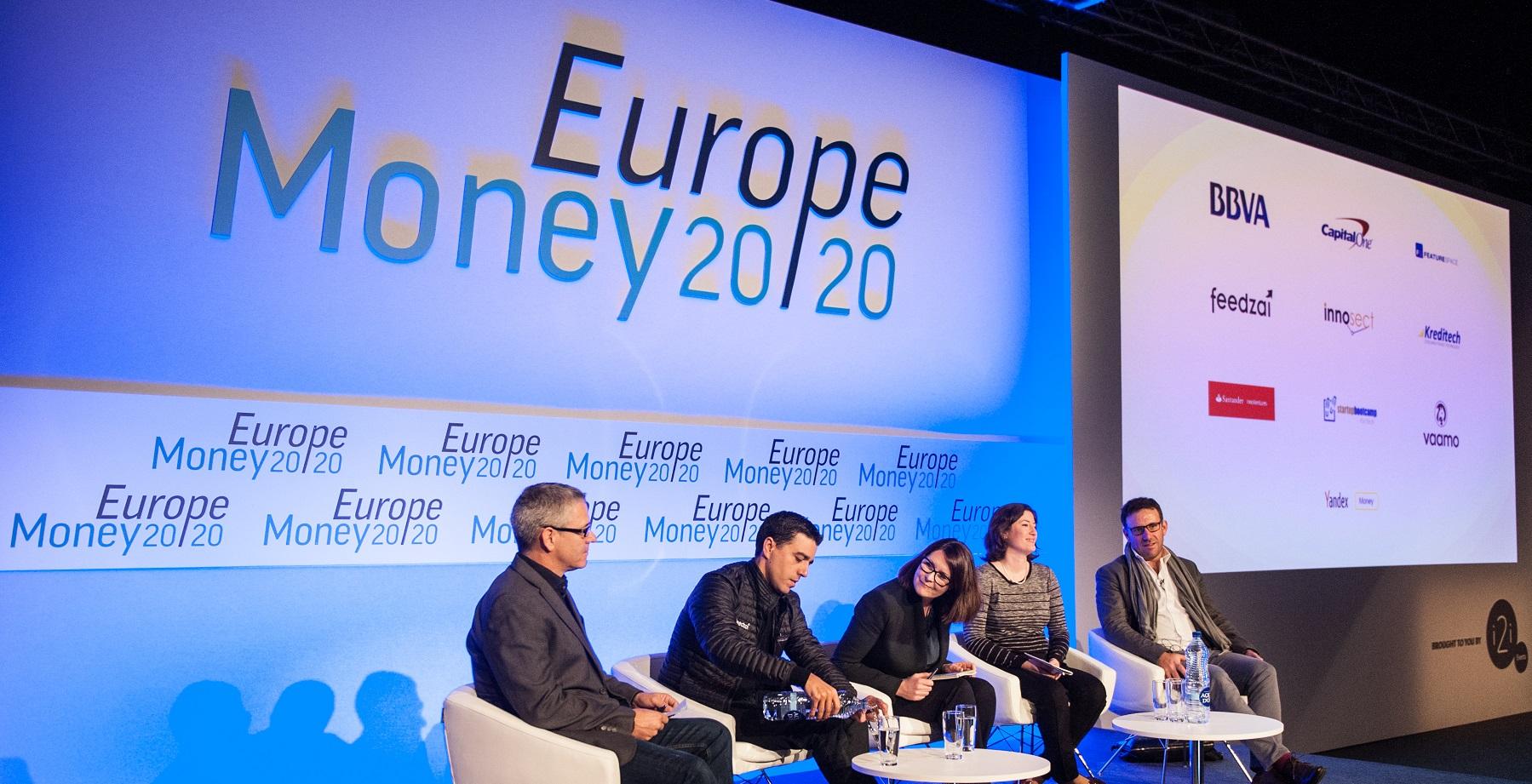 Money 2020 Europa, Copenhagen, Denmark.   PaySpace Magazine