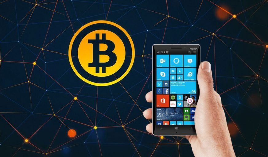 Bitcoin-кошелек для Windows Phone