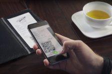 В украинских ресторанах можно оплатить счет через QR-код