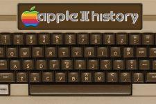 История компьютеров Apple – инфографика