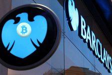 Банк Barclays обсуждает внедрение Bitcoin с британскими регуляторами