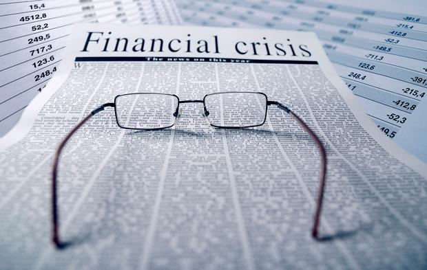 Биткоин финансовый кризис