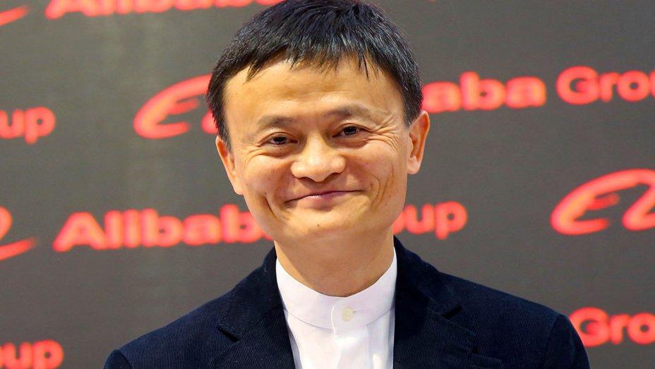 Миллиардер Джек Ма Alibaba