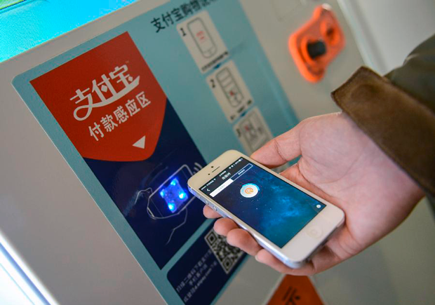 Мобильные платежи в Китае продолжают бить рекорды