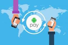 Android Pay выходит на глобальный рынок денежных переводов