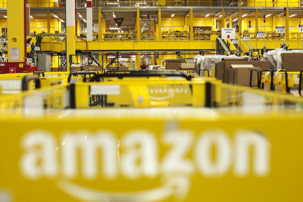 Amazon кредитование бизнеса