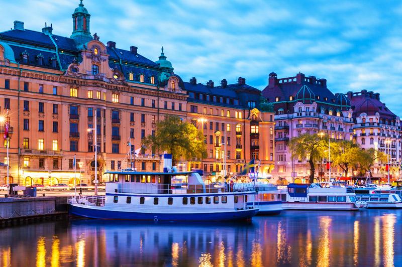 E-commerce в деталях: Швеция. Самая безналичная страна мира