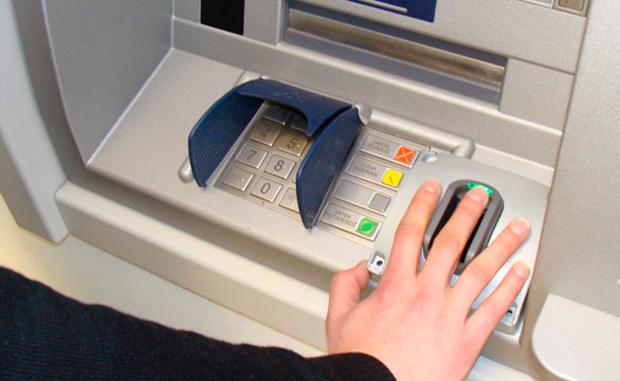 Платежи по отпечатку пальца