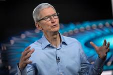 Apple тайно протестировала беспилотные автомобили