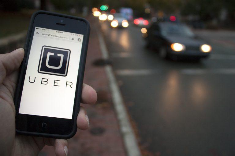 Uber тарифы в Киеве